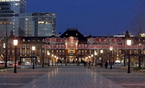 东京复古典雅的建筑1