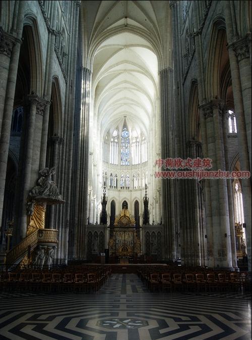 法国亚眠圣母大教堂6