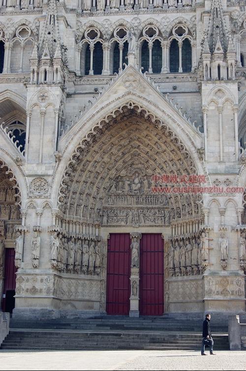 法国亚眠圣母大教堂3