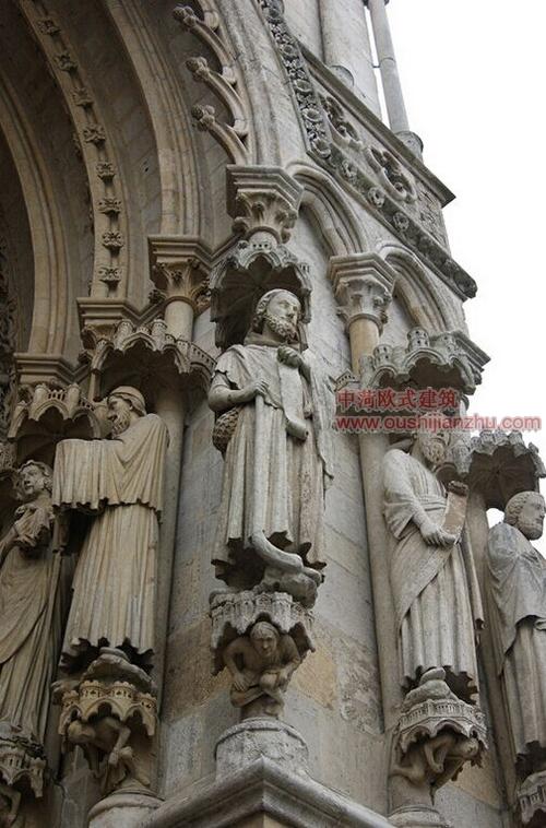 法国亚眠圣母大教堂5