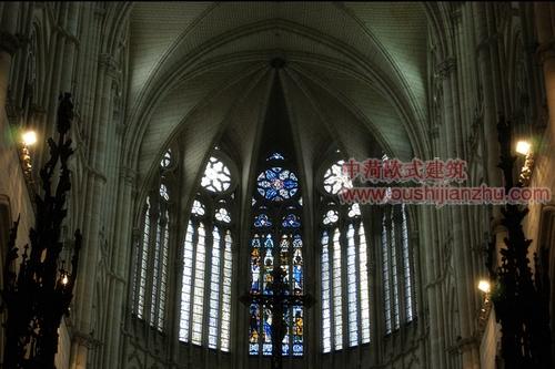 法国亚眠圣母大教堂7