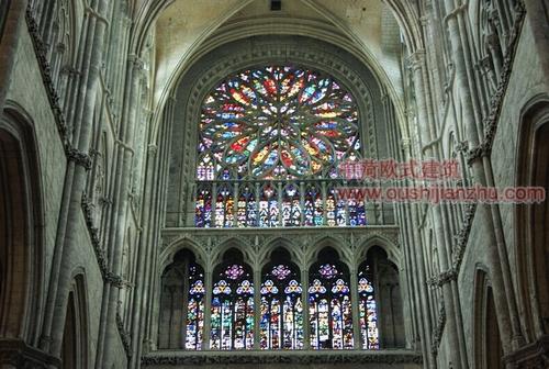 法国亚眠圣母大教堂8