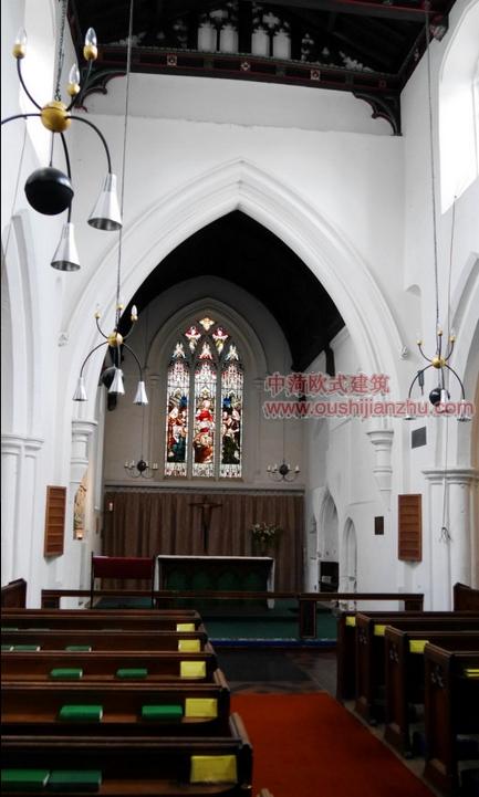 剑桥最早的教堂6