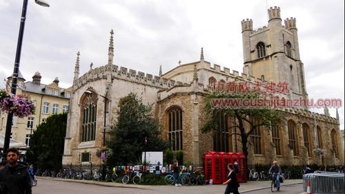 剑桥最早的教堂2