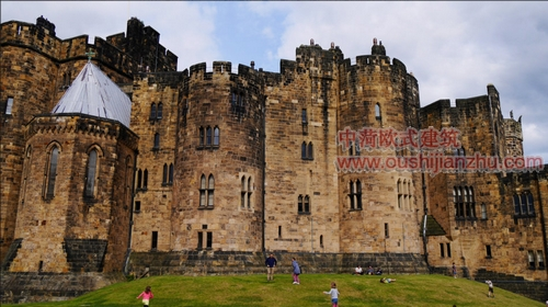 英国艾维克城堡5