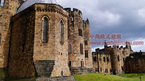 英国艾维克城堡4