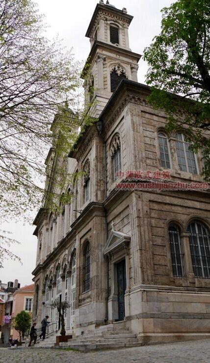 土耳其东正教希腊教堂2