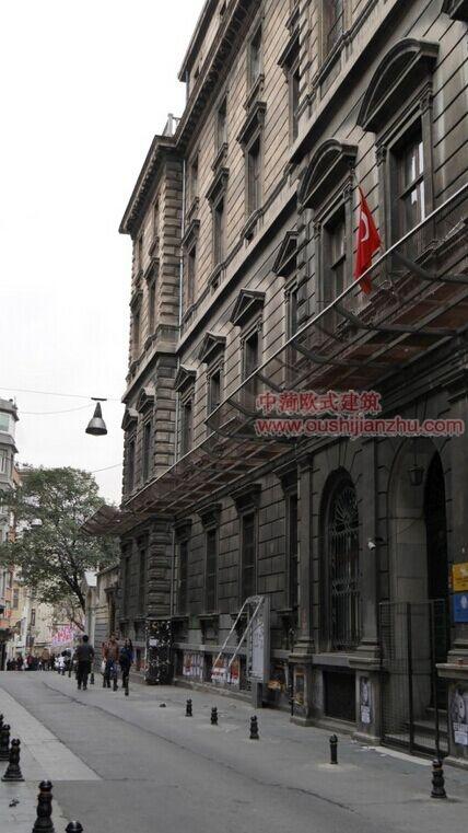 伊斯坦布尔塔克希姆广场3