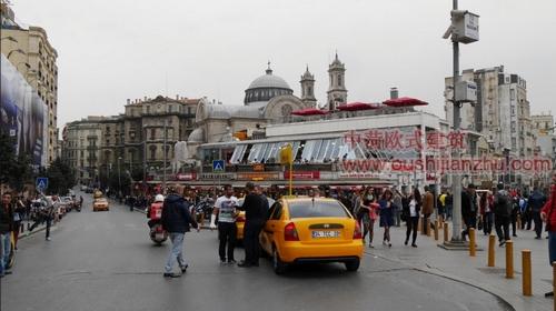 伊斯坦布尔塔克希姆广场1