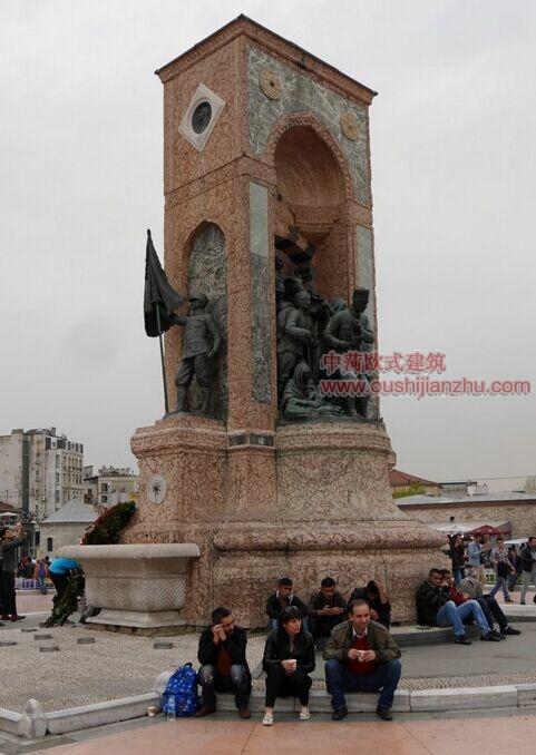 伊斯坦布尔塔克希姆广场5