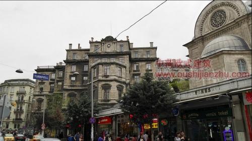 伊斯坦布尔塔克希姆广场2