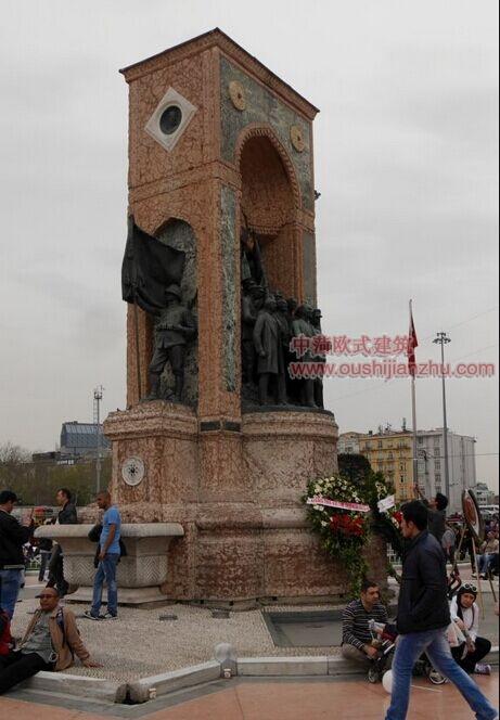 伊斯坦布尔塔克希姆广场4