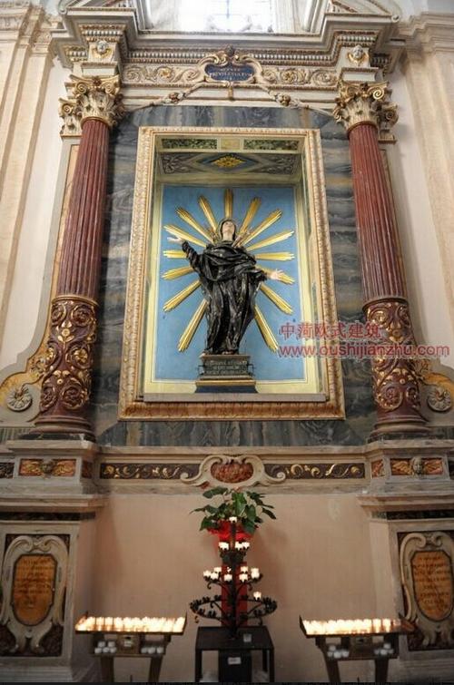 阿西西古镇的圣鲁菲诺教堂5