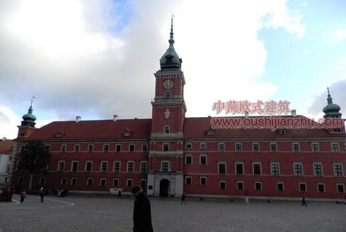 华沙王宫1