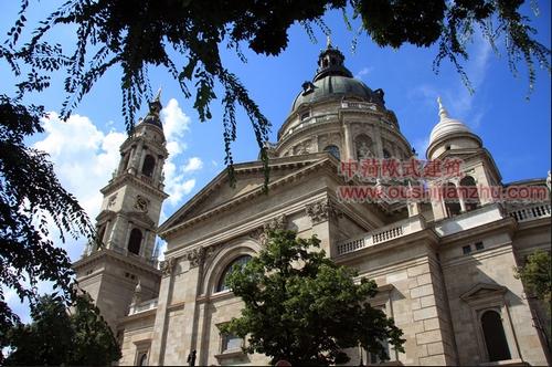 布达佩斯圣史蒂芬大教堂5