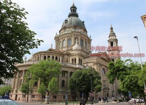 布达佩斯圣史蒂芬大教堂2