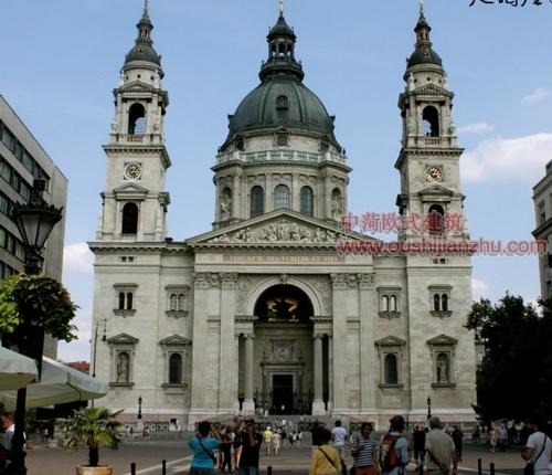 布达佩斯圣史蒂芬大教堂1
