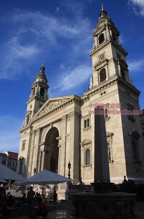 布达佩斯圣史蒂芬大教堂4