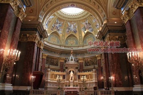 布达佩斯圣史蒂芬大教堂3