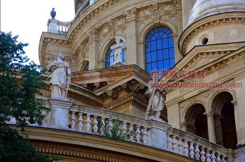 布达佩斯圣史蒂芬大教堂6