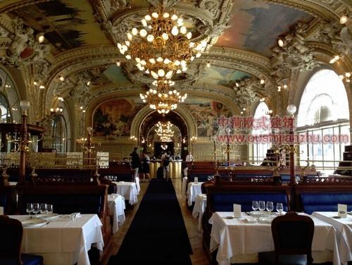 最华丽的车站餐厅3