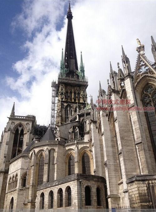 鲁昂大教堂3
