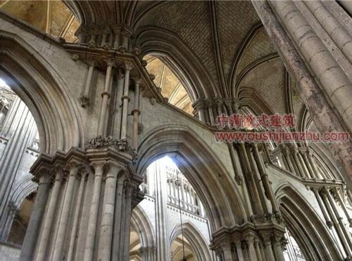 鲁昂大教堂7