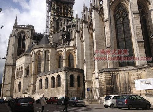 鲁昂大教堂4