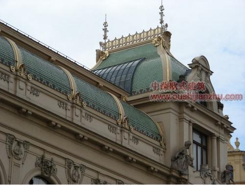 布拉格的市民会馆5