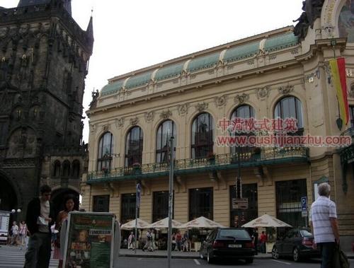 布拉格的市民会馆4
