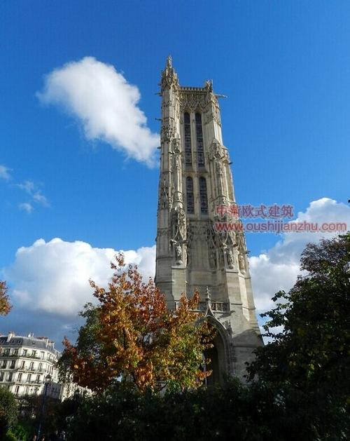 巴黎圣雅克塔1