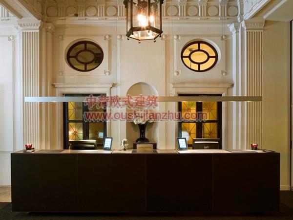 巴塞罗那Grand Hotel Central4