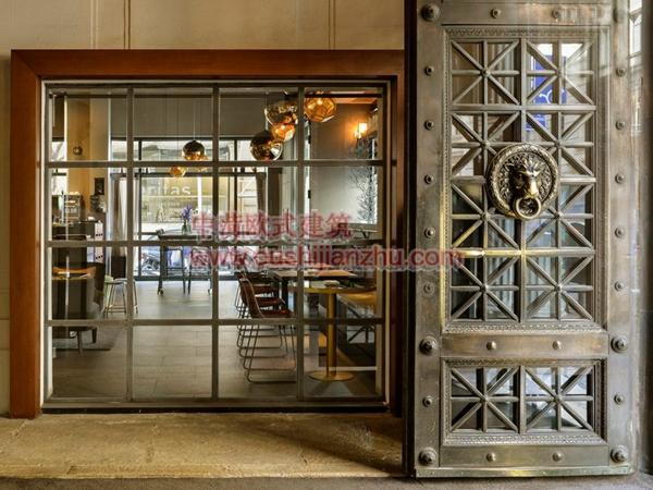 巴塞罗那Grand Hotel Central3