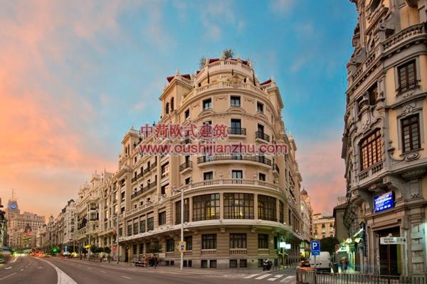 The Principal Madrid Hotel 马德里2