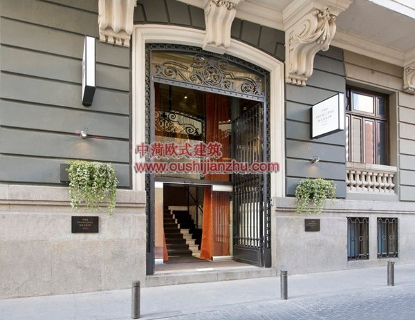 The Principal Madrid Hotel 马德里3